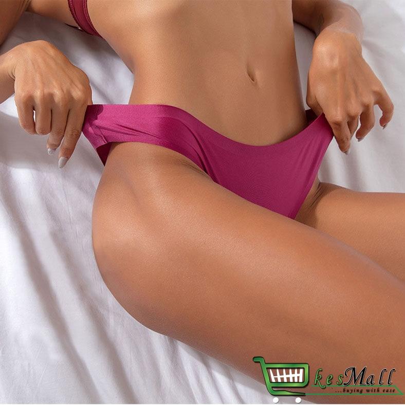 Women's Thin Seamless Panties