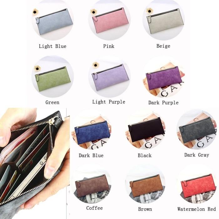 Women's Vintage Style Wallet